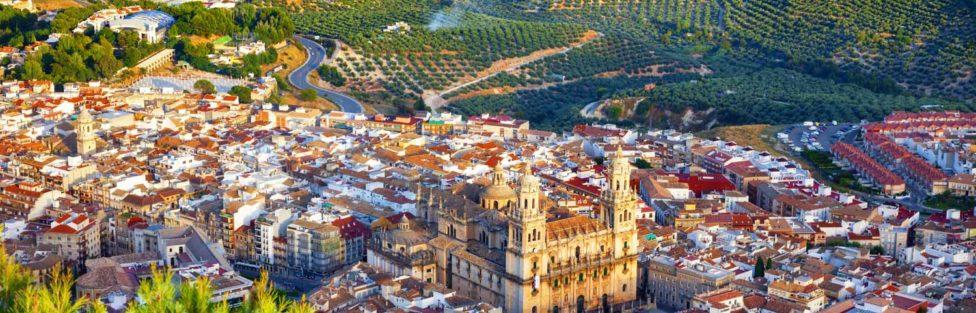 Viaje a Jaén, ruta del aceite