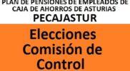 Elecciones 2018 Comisión de Control de Pecajastur