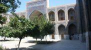 Viaje a Uzbekistán: la ruta de la seda
