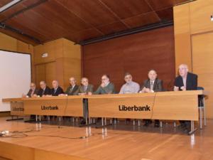 OVIEDO. ASAMBLEA JUBILADOS LIBERBANK.